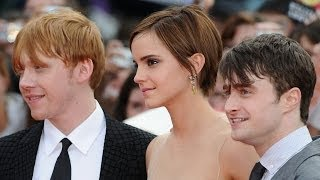 Download Daniel Radcliffe Says He and Emma Watson Don't Talk Video