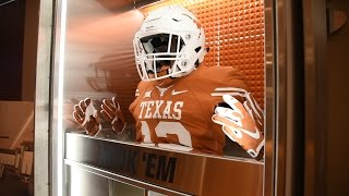 Download Texas Football New Locker Feature [April 19, 2017] Video