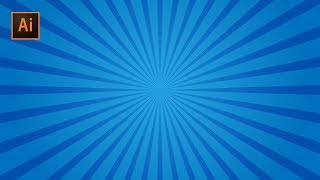 Download Comment réaliser l'effet STARBURST sur ILLUSTRATOR ? Video