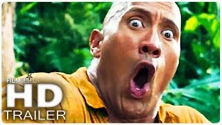Download JUMANJI 2 Trailer 3 (2017) Video