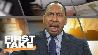 Download Stephen A. Smith goes off on Dolphins OL coach being allowed to resign | First Take | ESPN Video