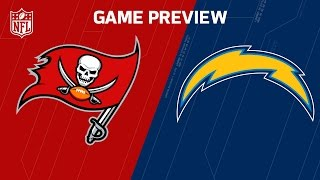 Download Buccaneers vs. Chargers (Week 13 Preview) | NFL Now | NFL Video