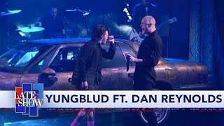 Download YUNGBLUD feat. Dan Reynolds of Imagine Dragons Perform ″original me″ Video