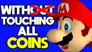 Download Is it Possible to Beat Super Mario 64 While Touching Every Coin? Video