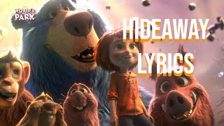 Download Hideaway Lyrics (Wonder Park Edition) Grace Vanderwaal Video