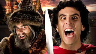Download Alexander the Great vs Ivan the Terrible - Epic Rap Battles of History Season 5 Video