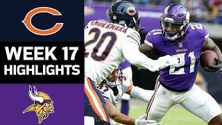 Download Bears vs. Vikings | NFL Week 17 Game Highlights Video