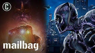 Download How Might Black Panther Connect to Avengers: Infinity War? - Mail Bag Video