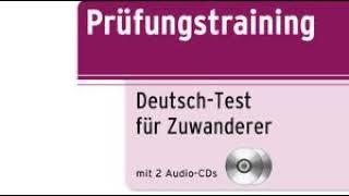 Deutsch Test Für Zuwanderer A2b1 Cornelsen Cd2 Modelltest4 Audio