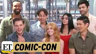 Download Comic Con 2017: 'Shadowhunters' Cast Reveals Major Season Finale Shocker & a Malec Romance Update! Video
