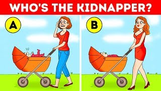 Download TRAIN YOUR BRAIN AND REACTION WITH THESE 11 BRAIN TEASERS Video