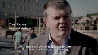 Download Preventing radicalisation in Mechelen - Bart Somers - European Committee of the Regions Video