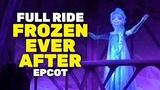 Download NEW ″Frozen Ever After″ full ride POV at Epcot Norway, Walt Disney World Video