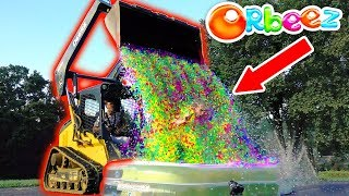 Download MEGA ORBEEZ WATERFALL!! Video