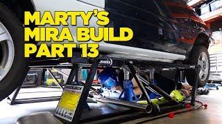 Download Marty's DIY Mira Exhaust [Part 13] Video