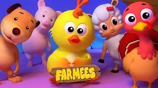 Download Nursery Rhymes & Kids Songs - Live Stream by Farmees Video