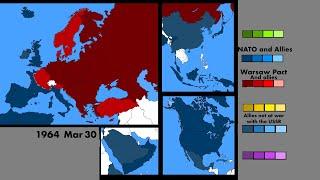 Download World War 3 - Nato vs Warsaw Pact Video