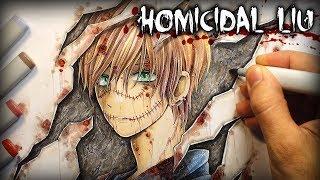 Download ″Homicidal Liu″ Horror Story - Creepypasta + Drawing Video
