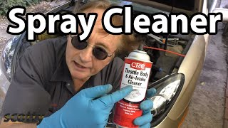 Download Make Your Car Run Better with a Little Spray Cleaner Video