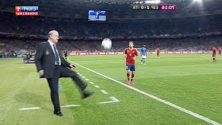 Download Crazy Managers Skills & Goals in Football Match Video
