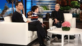 Download Jim Parsons and Iain Armitage Talk 'Young Sheldon' Video