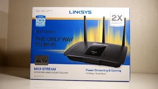 Download Linksys EA7500 Wireless AC Router - Review Video