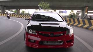 Download HONDA CivicFD K24a Turbo !! By เต้ สายจอดออก Video