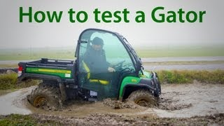 Download How to test a Gator XUV Video