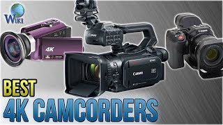 Download 10 Best 4k Camcorders 2018 Video
