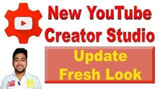 Download YouTube New Creator Studio Beta || Hindi Video