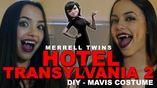Download Hotel Transylvania 2 - DIY Costume for Mavis - Merrell Twins Video