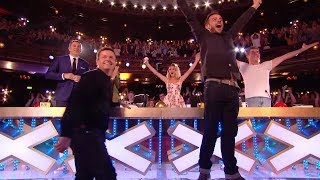 Download The First Golden Buzzer Britain's Got Talent 2018 | Magic & Emotion Make You Cry Video
