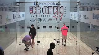 Download 2018 US Open - Final - K. Waselenchuk vs D. De La Rosa Video