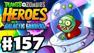 Download GALACTIC GARDENS UPDATE! - Plants vs. Zombies: Heroes - Gameplay Walkthrough Part 157 Video
