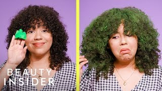 Download I Tried Four Temporary Hair Dyes That Change Your Hair Color In Seconds Video