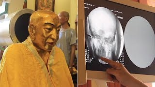 Download 1,000-Year-Old Gold MUMMIFIED Monk STILL Has HEALTHY Bones & COMPLETE Brain Video