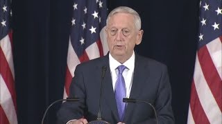 Download Rex Tillerson and Secretary James Mattis MAD DOG on NORTH KOREA & CHINA Joint Press Conference Video