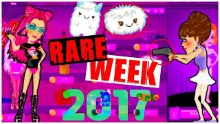 Download RARE WEEK 2017 REACTION! + RARE ANIMATIONS AND OLD PETS!!! Video