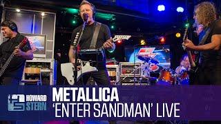 "Download Metallica ""Enter Sandman"" on the Howard Stern Show Video"