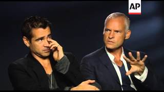 Download Colin Farrell and Martin McDonagh discuss the dark comedy Video