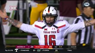 Download Arizona State vs Texas Tech Football Highlights Video