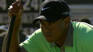 Download Tiger Woods cards a 66 in Round 3 at Cadillac | Highlights Video