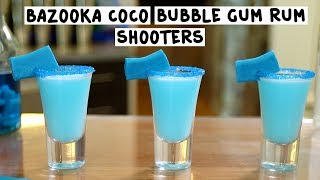 Download Bazooka Coco Bubble Gum Rum Shooters Video