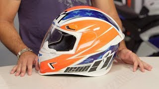 Download ICON Airframe Pro Maxflash Helmet Review at RevZilla Video