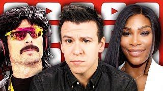 Download Wow! Deadspin Anti-NYPD Spider-Man Laziness, Serena Williams Controversy Escalates, & Dr DisRespect Video