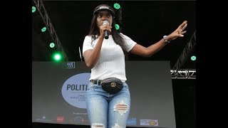 Download Tuface idibia's Wife,Annie Joins Him As He Sings His Hit Song 'AMAKA' One Voice Concerts Video