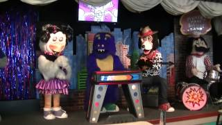 Download Chuck E Live! Head Shoulders Knees And Toes Irving,TX Video