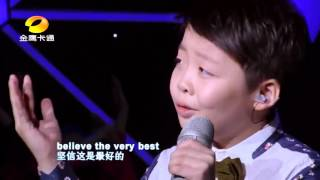 Download 10 Year Old Jeffrey Li Singing Can you Feel The Love Tonight Video