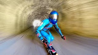 Download Extreme Downhill Skateboarding! Video