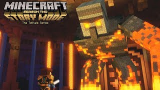 Download Minecraft Story Mode Season 2 Episode 4 All Boss Fights Video
